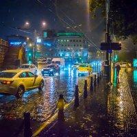 Зеркало ночной Москвы :: Игорь Герман