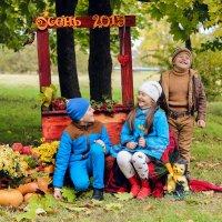 Золотая осень :: Юлия Моржова