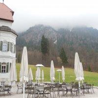 Альпийское кафе :: Мила
