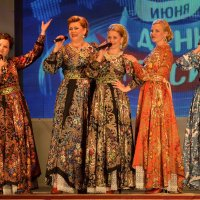 На сцене (этюд 1) :: Константин Жирнов