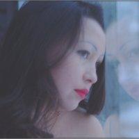 портрет нарисованый стеклом 2 :: Елена Никитенко
