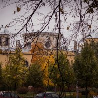 Вид на ГУАП глазами студента :: Виктория Переплетенко