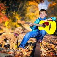 Детский фотомонтаж :: Юлия Коноваленко (Останина)