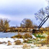 Почти зима :: Владимир Голиков