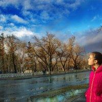Дыхание осени :: Виктория Воробьева (Wish)