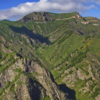 Горы и тени :: M Marikfoto