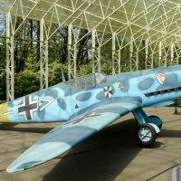 Messerschmitt Bf.109F-2 :: Олег Савин