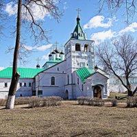 Есть в России святые места... :: Лара ***