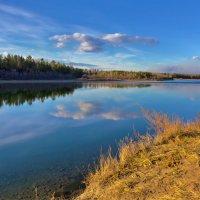 Спокойные воды :: Анатолий Иргл