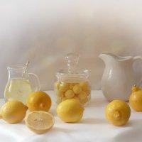 Лимонное настроение :: Алина
