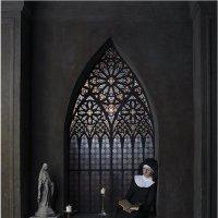 Юная монахиня 2 :: Виктория Иванова