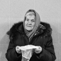 Христа ради ... :: Александр Степовой