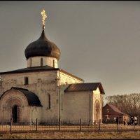 Собор Георгия Победоносца в Юрьеве-Польском, 1230-1234. :: Дмитрий Анцыферов