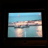 Картинка с веб камеры носа корабля :: Natalia Harries