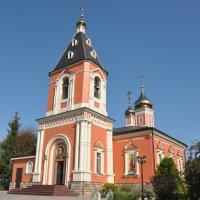храм Архангела Михаила и чуда его в Хонех :: Роман Шаров