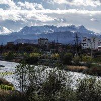 Горы северной Осетии :: Veyla Vulpes