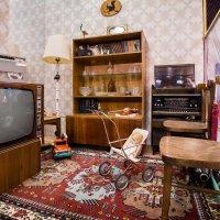 Фрагмент экспозиции из музея... Как в детстве побывал. :: Сергей Щелкунов