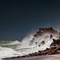 Балтика штормит :: Дмитрий Давыдов