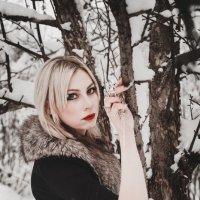лесная ведьма :: Анастасия Харт