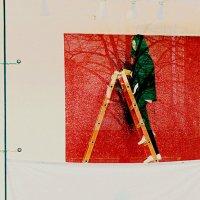 Красный квадрат :: Elen Dol