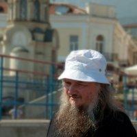 Монашеская  скромность... :: Владимир Хиль