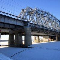 Бердский мост . :: Мила Бовкун