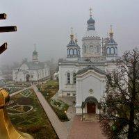 Богородичный Щегловский монастырь :: Леонид Иванчук
