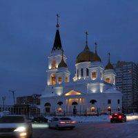 Храм Кирилла и Мефодия :: Александр Алексеев