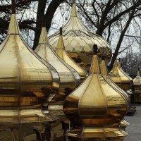 Церковное золото :: Владимир Бровко