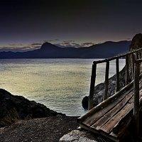Ночная тропа. :: ОЛЕГ ПАНКОВ