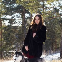 Настя и Аппачай :: AnnJie Barc
