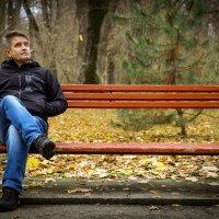 Автопортрет :: Алексей Бойко