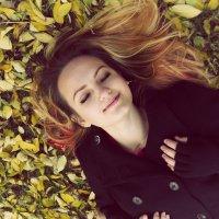 в осенних мечтах... :: Maryna Krywa
