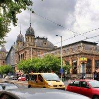 Западный вокзал или Вокзал Нюгати в Будапеште :: Денис Кораблёв