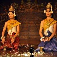 Танец Камбоджи :: Алла Кулиняк
