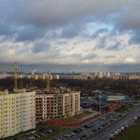 Над городом :: Наташа С