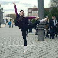 Балет в городе :: Елена Нор