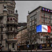 молимся за Париж :: liudmila drake