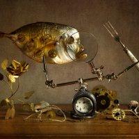 Рыбный день :: Lev Serdiukov