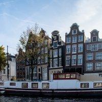 Амстердамские дома :: Witalij Loewin