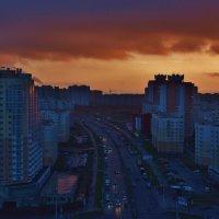 ГОРОДСКОЙ ПЕЙЗАЖ :: Валерий Руденко