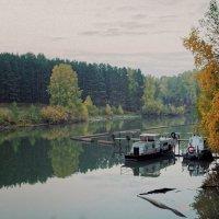Осенний пейзаж (1) :: Олег Обухов