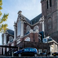 Церковь, Амстердам :: Witalij Loewin