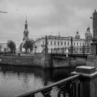 Колокольня Николо-Богоявленского Морского Собора :: Владимир Притчин