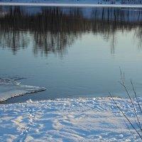рисует речка акварелью :: Регина Смиян