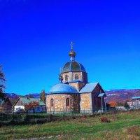 Сельская церковь. :: Бронислав Богачевский