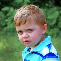 обиженный ребёнок. :: Alexander Hersonski