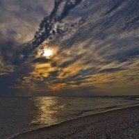 Морской закат :: Татьяна Кретова