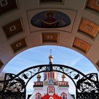 . Храм св. равноапостольной Марии Магдалины. :: Александр Корчемный