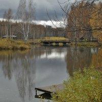 Осень сердится... :: Святец Вячеслав